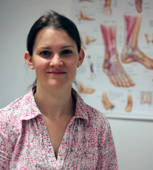 Podiatrist Worcester
